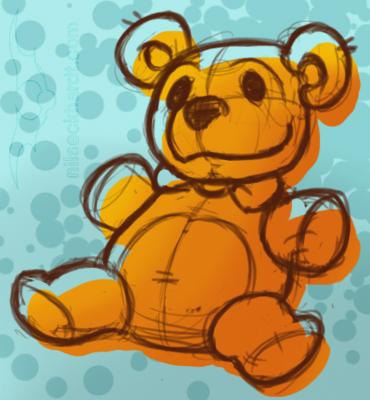 Kindermedien - Teddybär