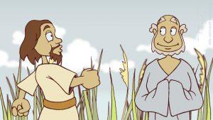 traditional animation NDR Bibelquiz