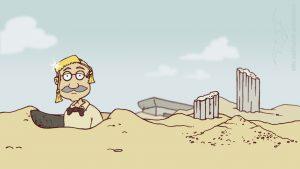 Zeichentrick Clips NDR Deutschlandquiz