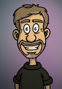 freelance illustrator and animator Nils Eckhardt