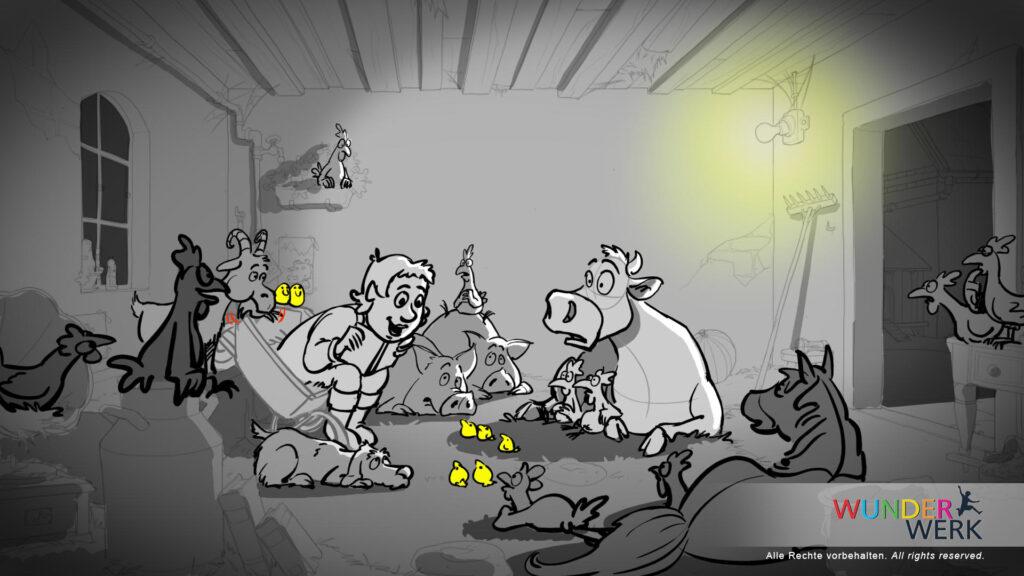 Animation und Illustration